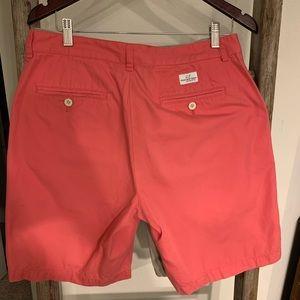 Vineyard Vines Flat Front Shorts